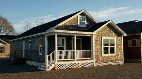 Amazing Ritz Craft Porch Model Showcase Homes Of Maine Brewer Home Interior And Landscaping Oversignezvosmurscom