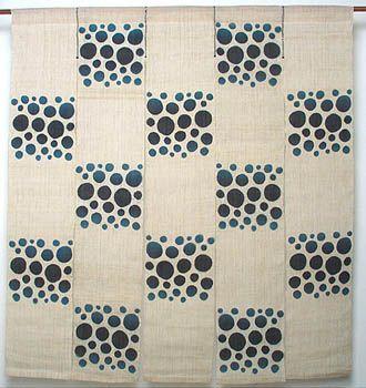 Rowland Ricketts textile- indigo