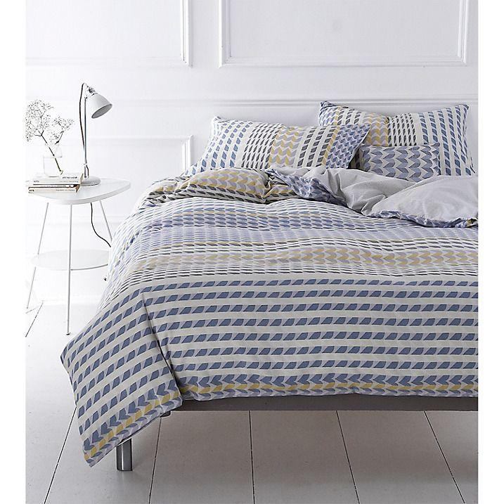 Buy Margo Selby For John Lewis Dogstar Bedding, Blue