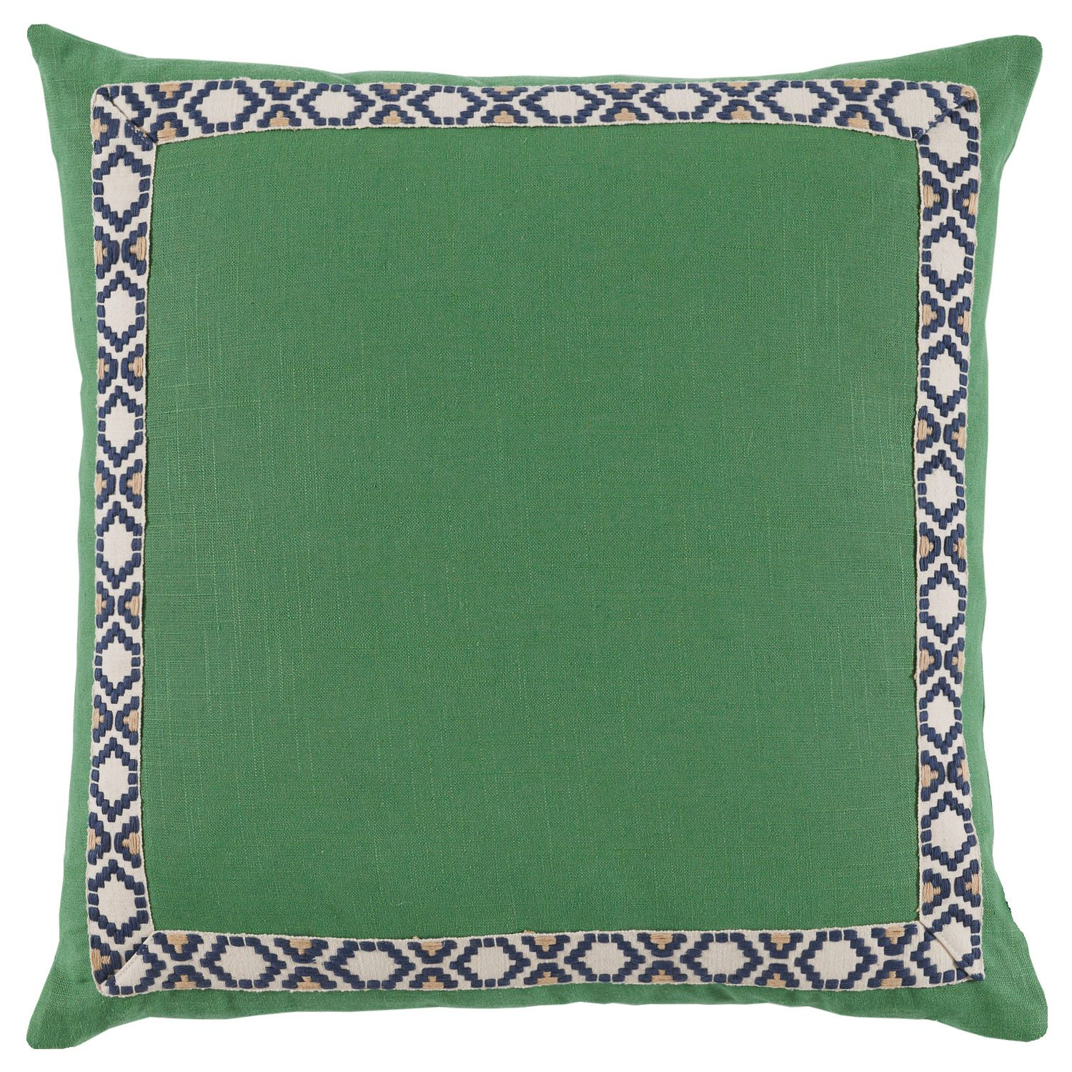 Lacefields Camden Throw Pillow Lends Simple Sophistication With A Touch