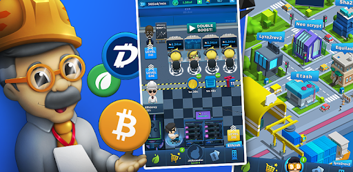 Crypto Idle Miner Bitcoin Tycoon Apps on Google Play