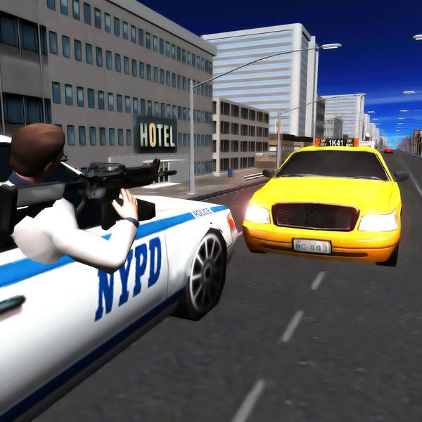 Download Police Car Chase Simulator 3D for Mac Free #MacDownloads