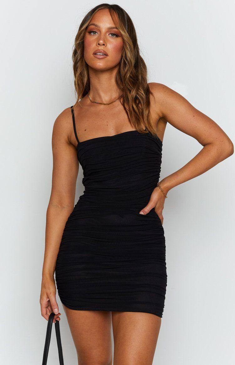 Crazy In Love Dress Black 8 Black Dress Tight Black Dress Black Short Dress [ 1164 x 750 Pixel ]