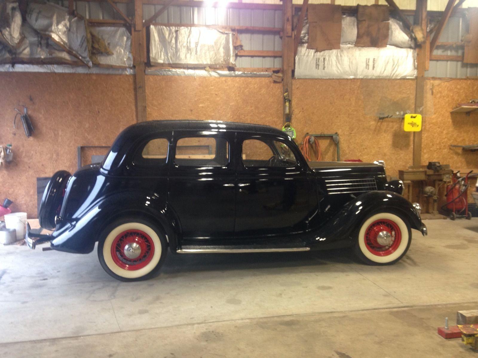 1935 Ford F48 Humpback Sedan   Pre-war cars for sale   Pinterest ...