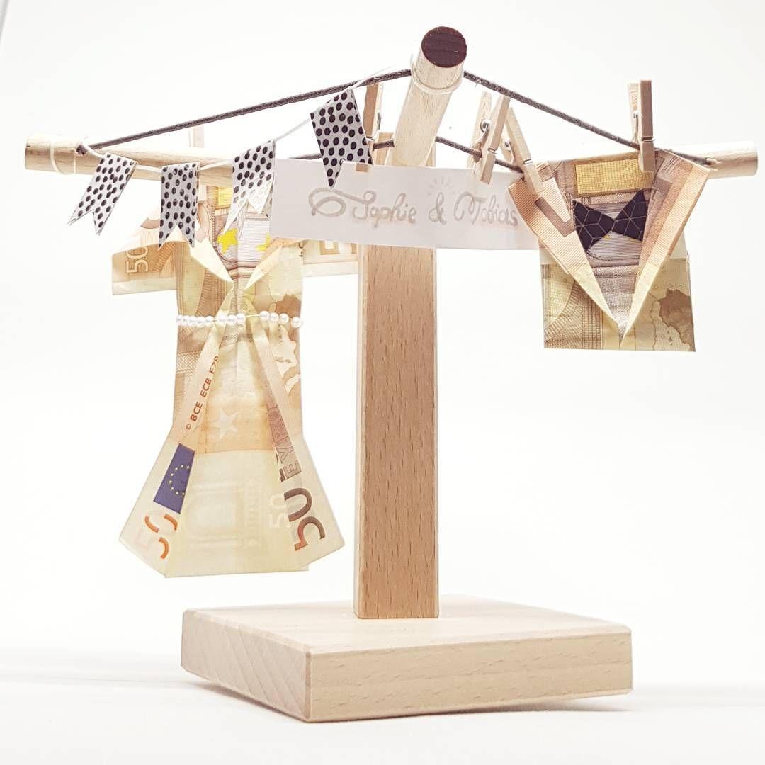 als hochzeitsgeschenk gef llt uns die w schespinne auch sehr gut man muss auch kein origami. Black Bedroom Furniture Sets. Home Design Ideas
