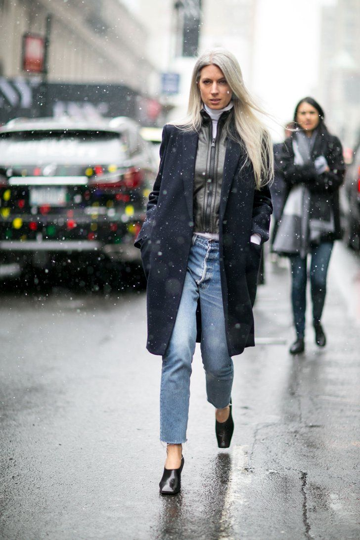 Pin for Later: Catch Up on All of NYFW's Best Street Style Day 5 Sarah Harris.