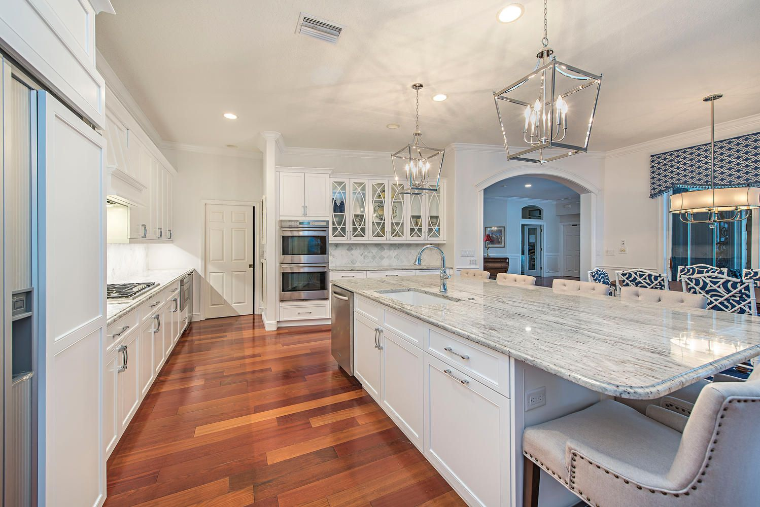 Perfect Gorgeous Kitchen Remodel, Modern White Kitchen Remodeling In Naples Florida  Http://www.reeddesignbuild.com/remodeling Services In Naples Florida/