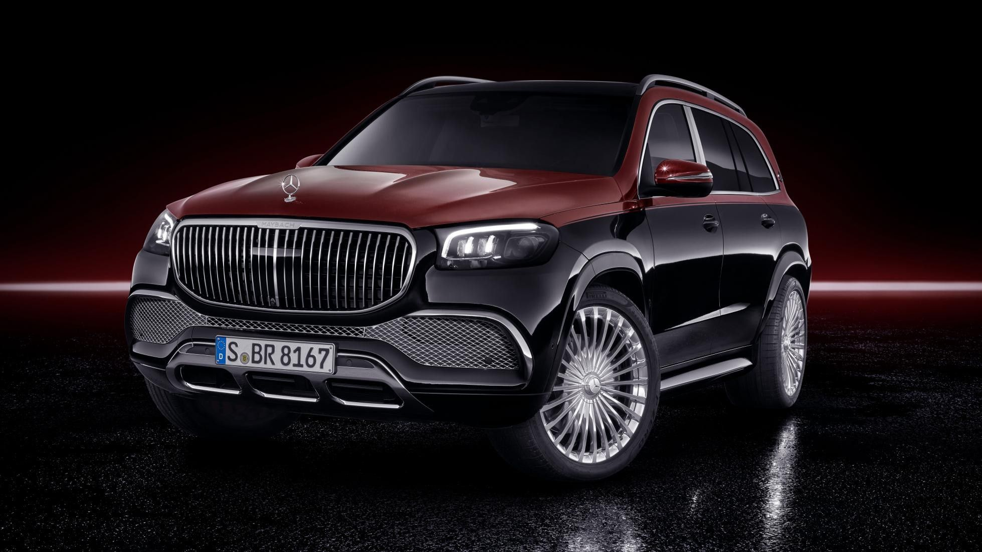 Maybach Gls 600 Mercedes Maybach Maybach Luxury Suv