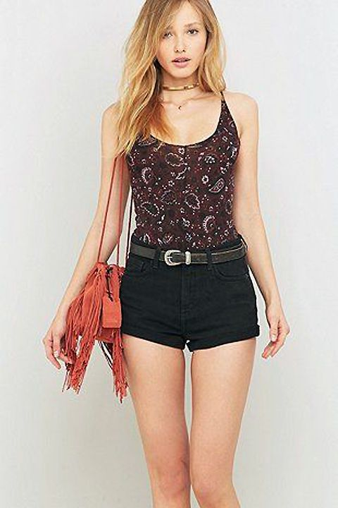 0132d0de3910 Free People Intimately Scooped Up Paisley Print Bodysuit Large NWT Ruby  Combo  FreePeople  Bodysuit  any