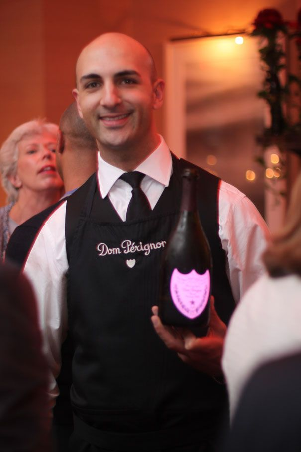 Dom Pérignon hosted a party in celebration of Dom Pérignon Rosé 2002 Vintage and its collaboration with Stephen Webster, at The Connaught