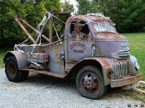 Pin by PUBLIC SAFETY COLLECTIBLES on VINTAGE TOW TRUCKS