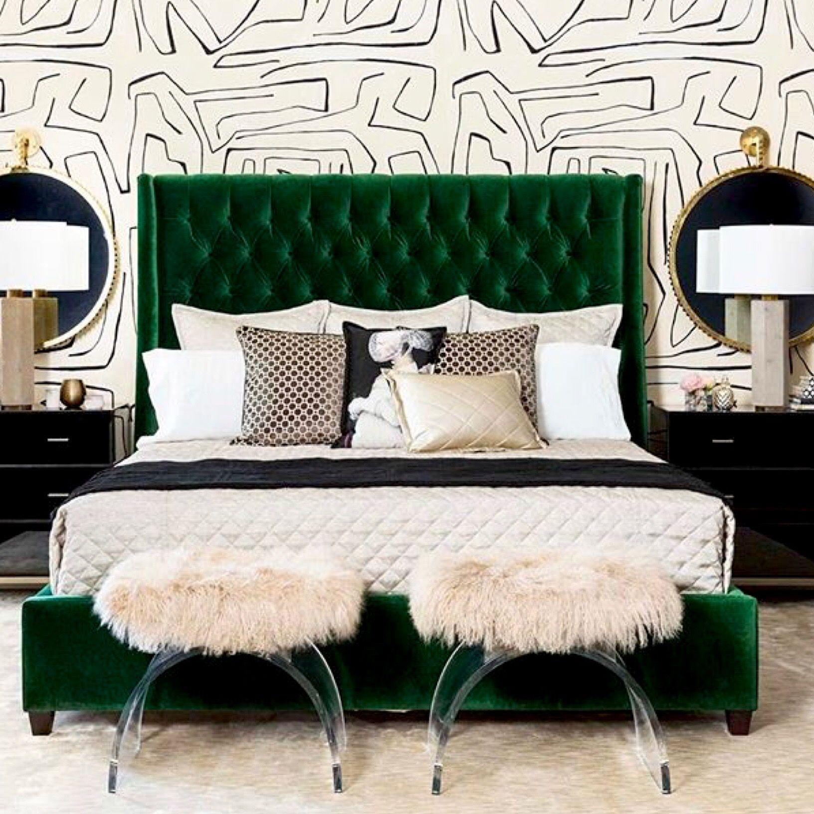 High Fashion Home...Amelia Bed!