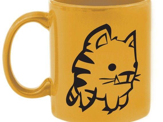 etsy mug castlecrashers animalorb meowburt Castle