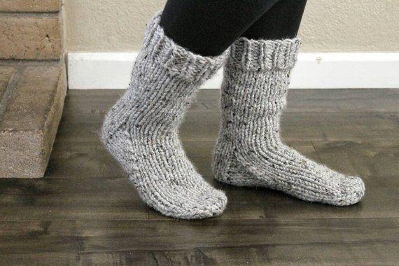 Kids Knit Wool Socks d373083de1