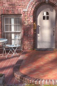 Do it yourself brick patio walk extreme how to just b cuz do it yourself brick patio walk extreme how to solutioingenieria Image collections