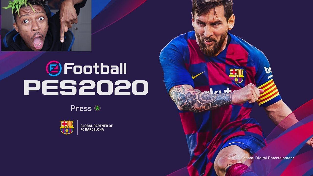 Pes 2020 Is Better Than Fifa 20 And Here 39 S The Proof 2020