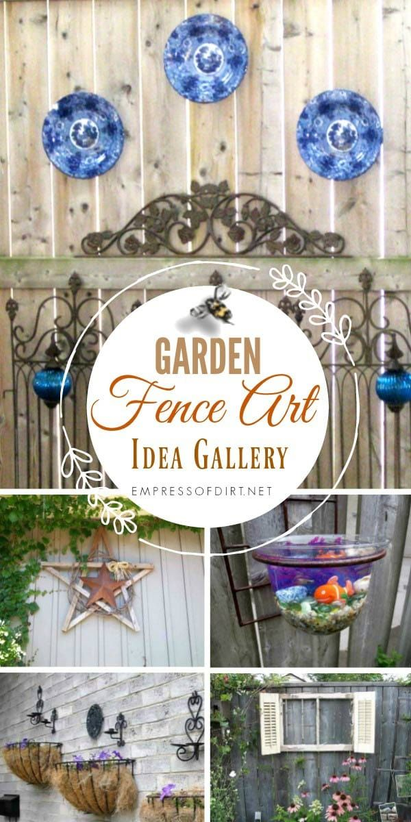 25+ Creative Ideas For Garden Fences -   22 urban garden fence