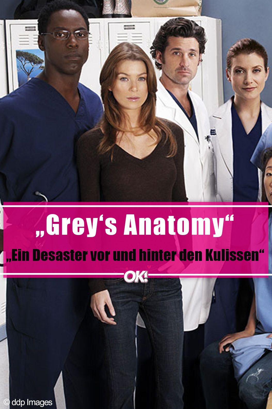 GreyS Anatomy Hinter Den Kulissen