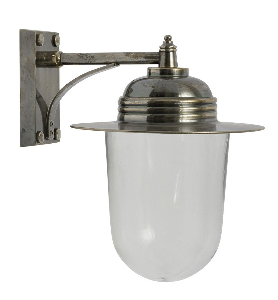 Outdoor lamps  Outdoor lamp silver or black  Products  Pinterest