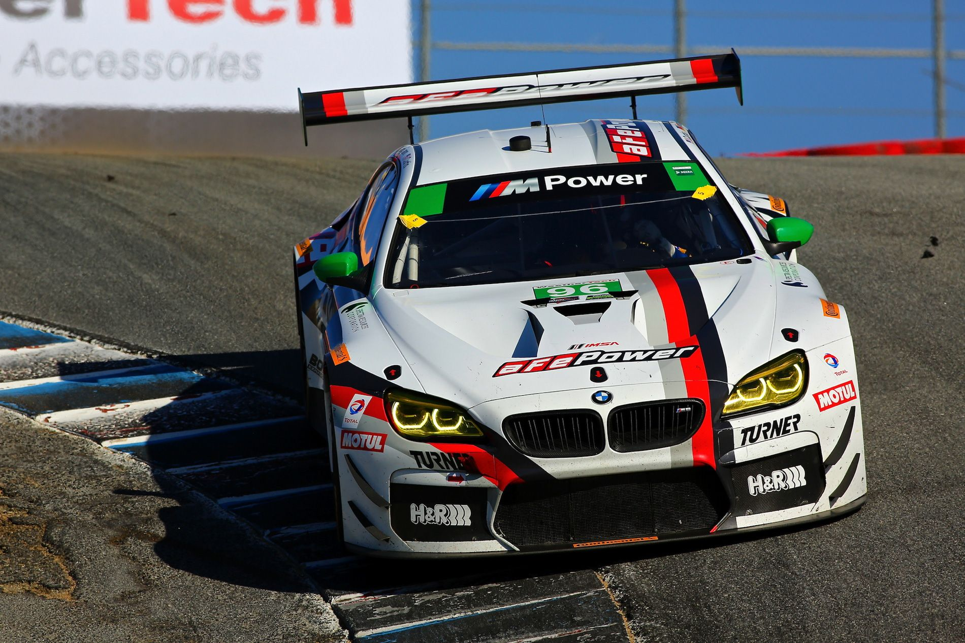 aFe Power BMW M6 GT3 Captures Solid Top-Five Finish at Mazda Raceway ...