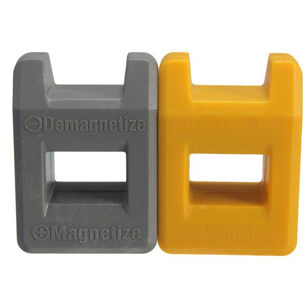 Degaussing Magnetizer Demagnetizer Screwdriver Tips Screw Magnetic Pick Up Tool
