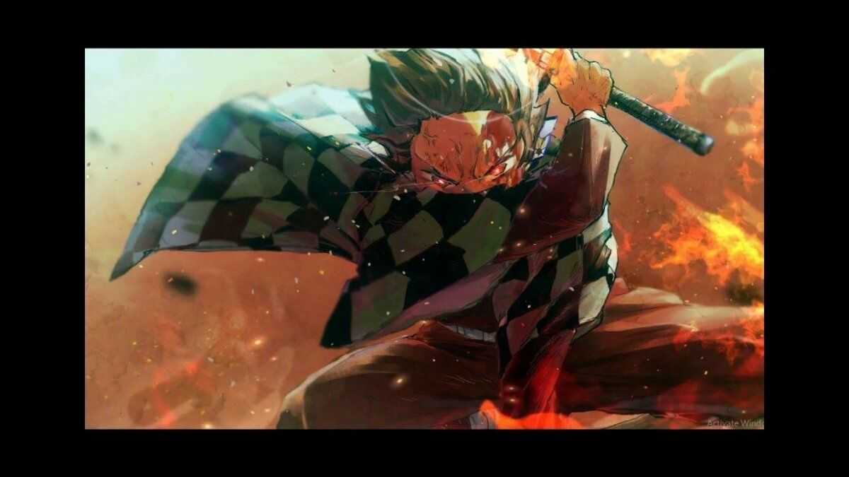 خلفيات أنيمي Anime تانجيرو Tanjiro ياباني 19 Slayer Demon Popular Manga