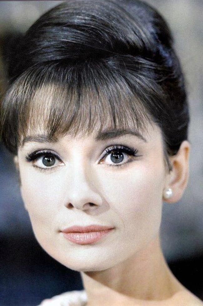 Audrey Hepburn Makeup Audreyhepburn Audreyhepburnmakeup - Audrey-hepburn-makeup