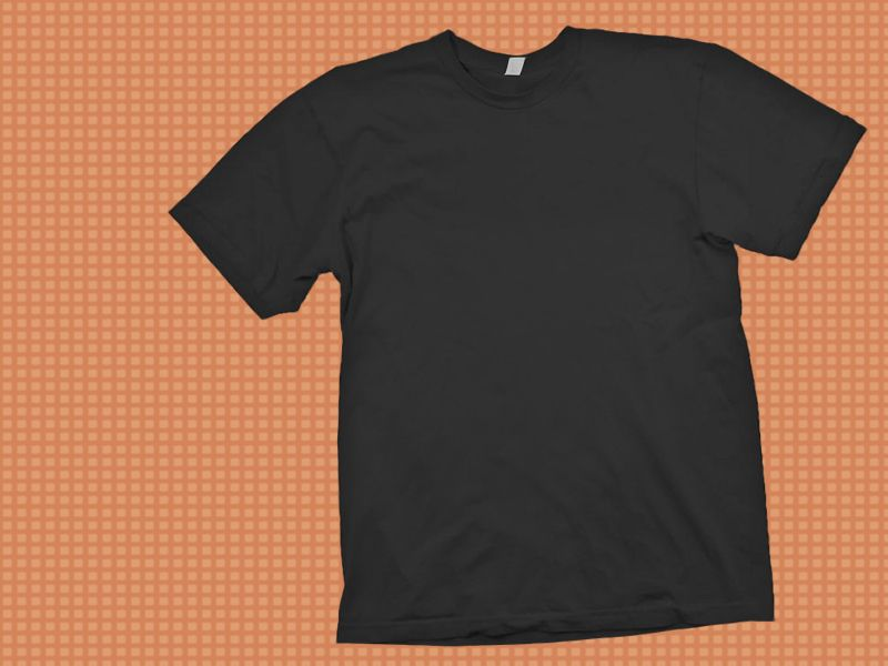 Download 100 T Shirt Templates Vectors Psd Mockups Free Downloads Shirt Mockup Shirt Template Blank T Shirts