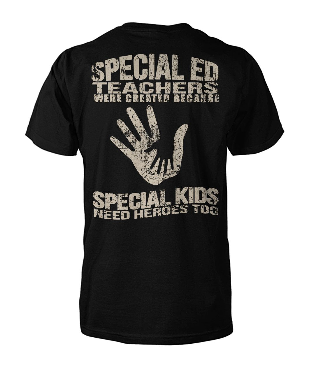 Special Education Teacher Heroes
