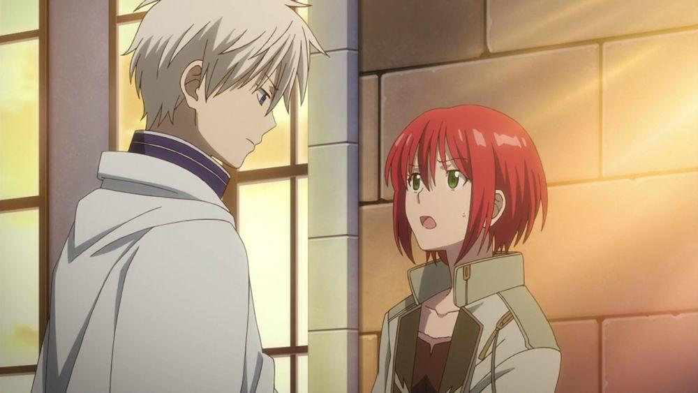 Akagami No Shirayukihime Tumblr Snow White With The Red Hair Akagami No Akagami No Shirayukihime