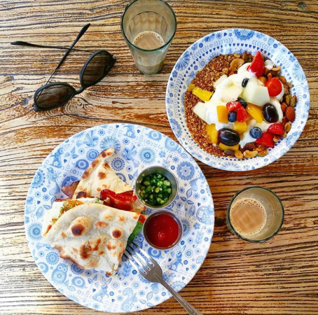 Clerkenwell Boy's Guide to Eating in London (With images