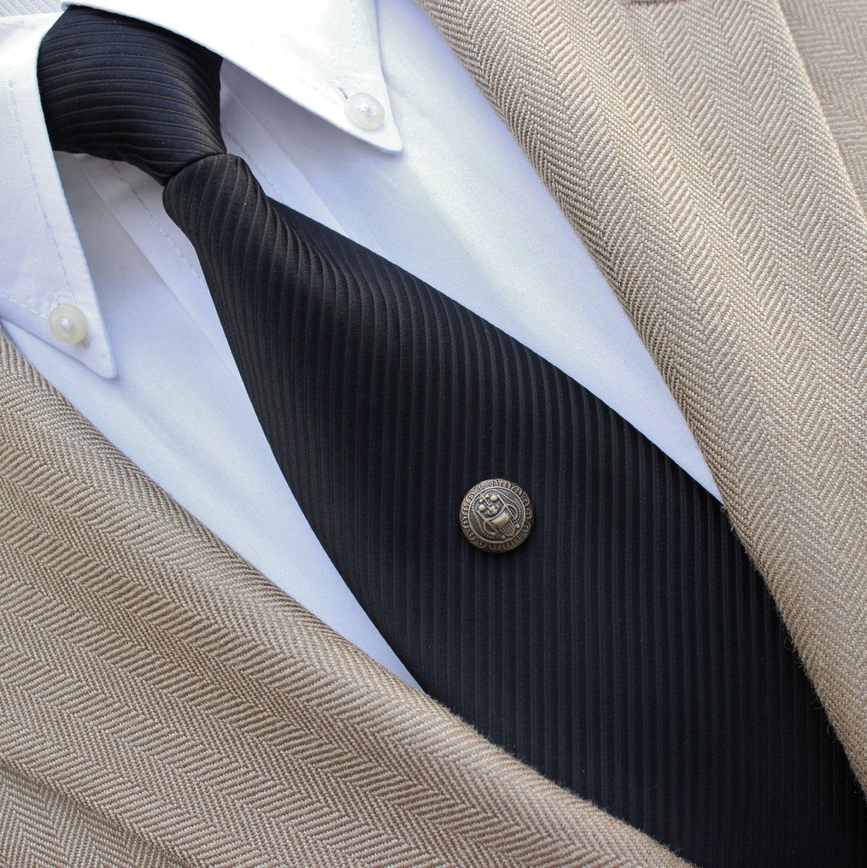 Mens Tie Pin, Mens Bronze Tie Tack, Antique Bronze Tie Pin, Tie Clips for  Men, Mens Accessories, Tie Tacks, Tie Pi… | Mens accessories fashion, Ties  mens, Men dress