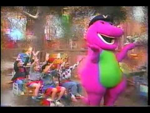 Barney Friends Up We Go Season Episode YouTube - Barney concert part 1