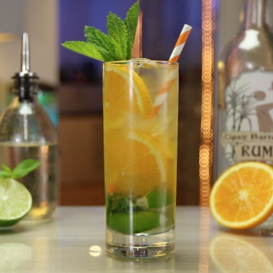 Refreshing Mojito Recipes Best Mojitos From Tipsy Bartender Mojito Tipsy Bartender Mint Cocktail Recipe