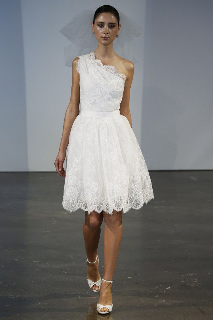 Fotos De Pasarela Marchesa Springmarchesa Bridalbridal Collectionshort