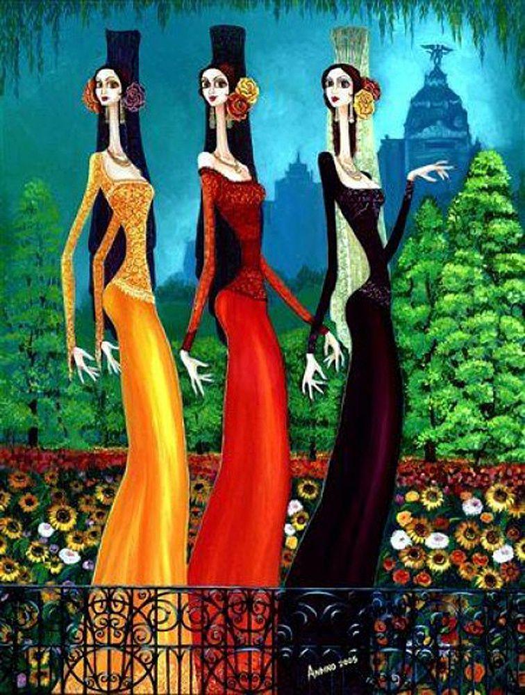 Maya. 1 Carlos Andino - Artelista.com