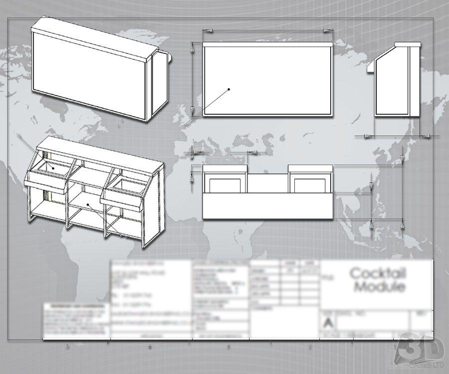 mobile bar designs - Google Search | AboveTheBar ~ BK | Pinterest ...