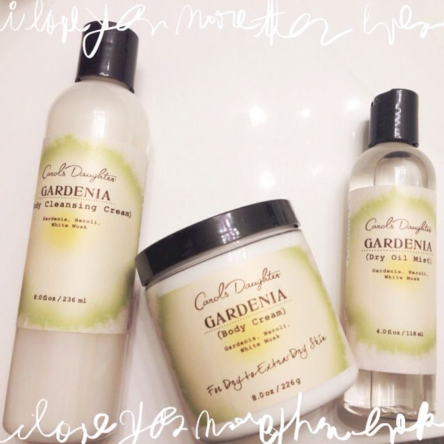 Love The Gardenia Carol S Daughter Limited Edition Gardenia Bath Body Collection An Hsn Exclusive Carols Daughter Products Hair Beauty All Things Beauty