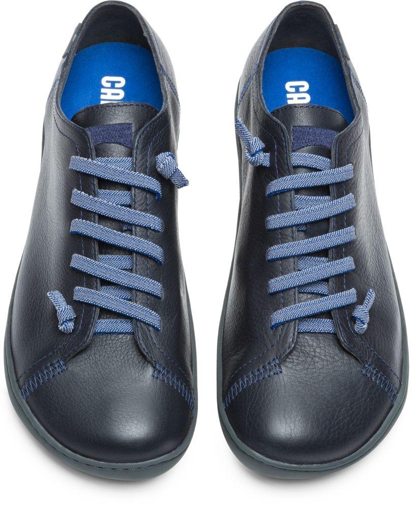 920c384af8a73 Camper Peu Blue Casual shoes Men K100300-001