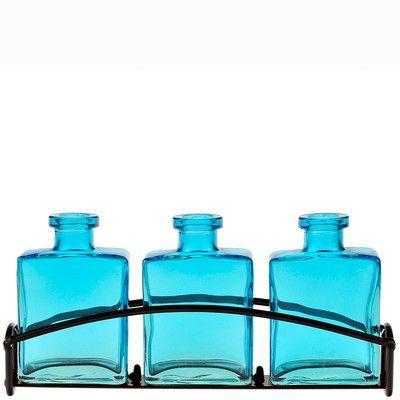 Couronne Triple Rio Vase Color: