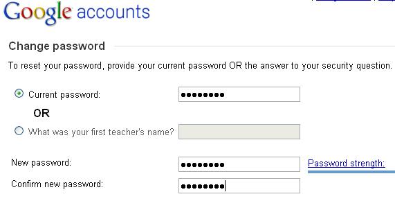 Reset Google Play Store Password Gmail Hacks Passwords