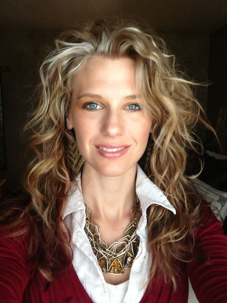 Peacocks And Leopards : The #1 Question I Get Asked! How To Get Volume · Curly  Hair LayersWavy ...