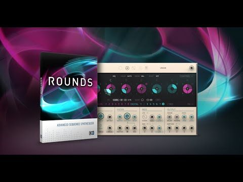 cool NI Rounds - Features Overview - Native Instruments Komplete 10