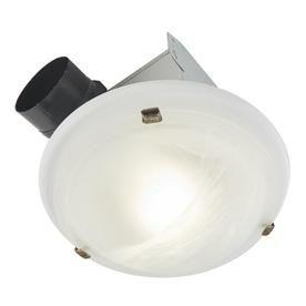 Broan 80 Cfm Decorative Fan Light W/Trim Kit 770Rltk | Fan ...