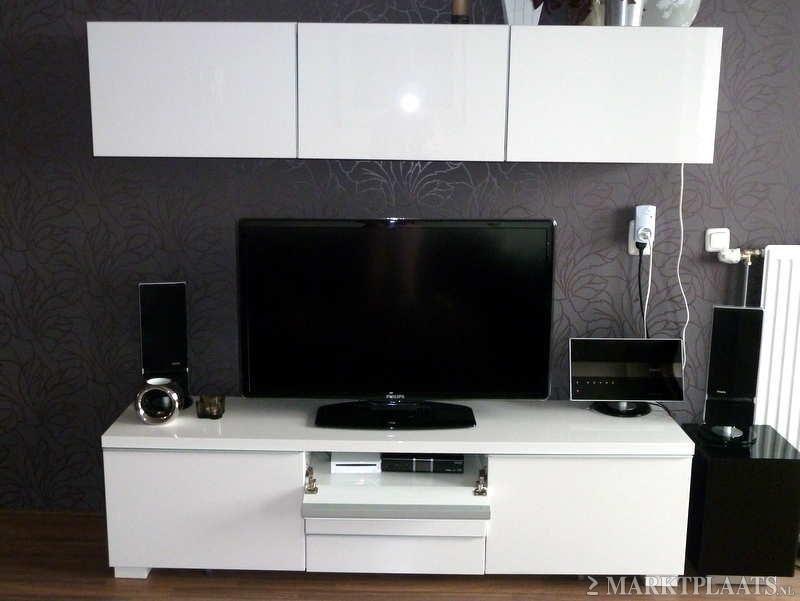 album 4 banc tv besta ikea r alisations clients s rie 1 idee salon pinterest. Black Bedroom Furniture Sets. Home Design Ideas