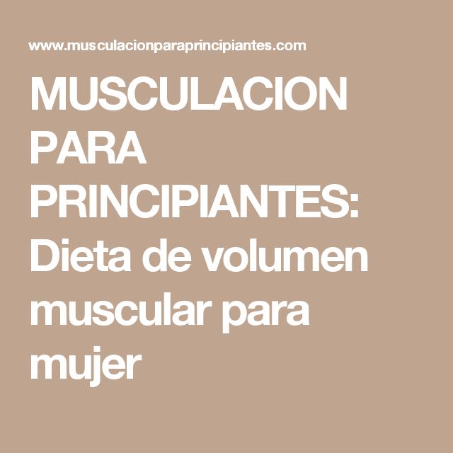 Dieta para ganar masa muscular limpia