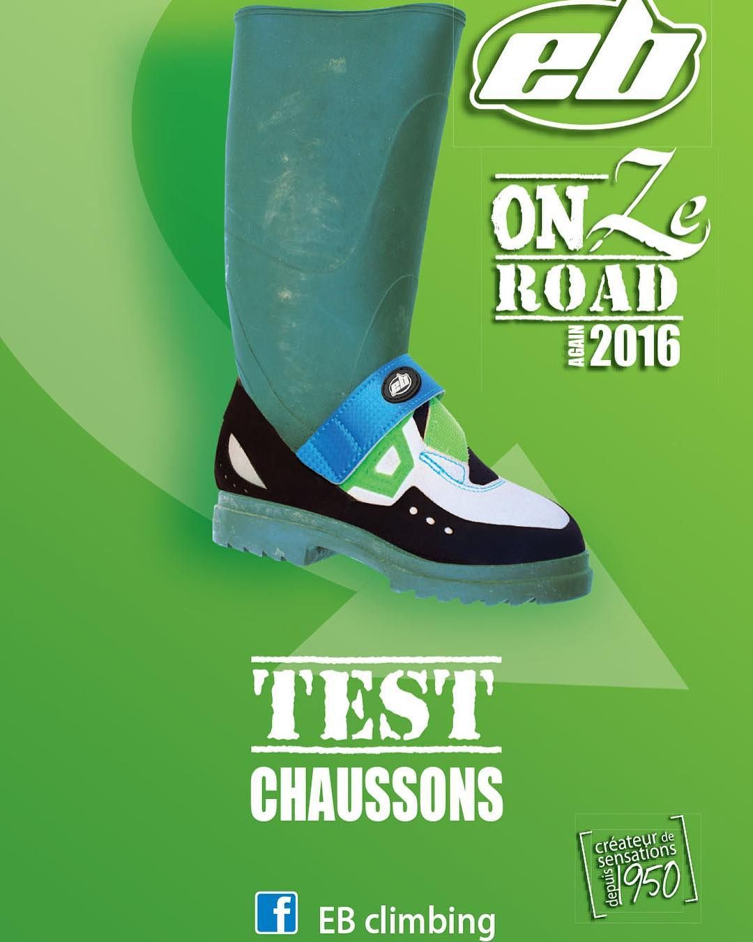 On enchaine notre deuxième semaine de tournée EB ON Ze ROAD avec @altissimolille  #climbing #test #bootdemo #eb #climbingshoes #guardian #django #captain #escalade #lille