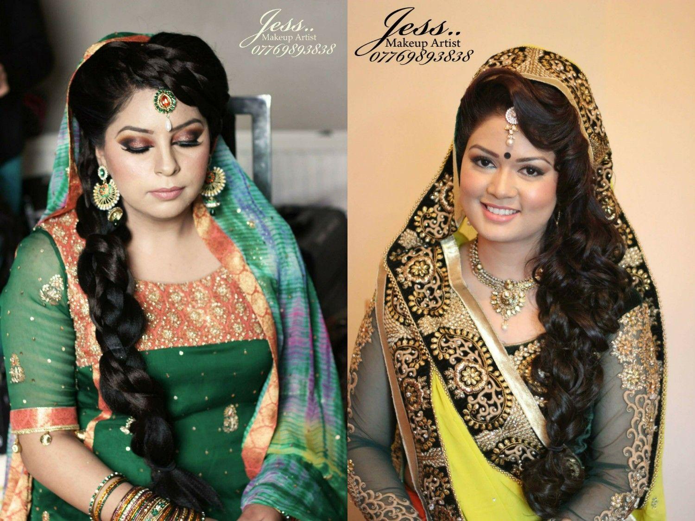 Mehndi Bride Makeup : Mehndi brides makeup by jess bridal
