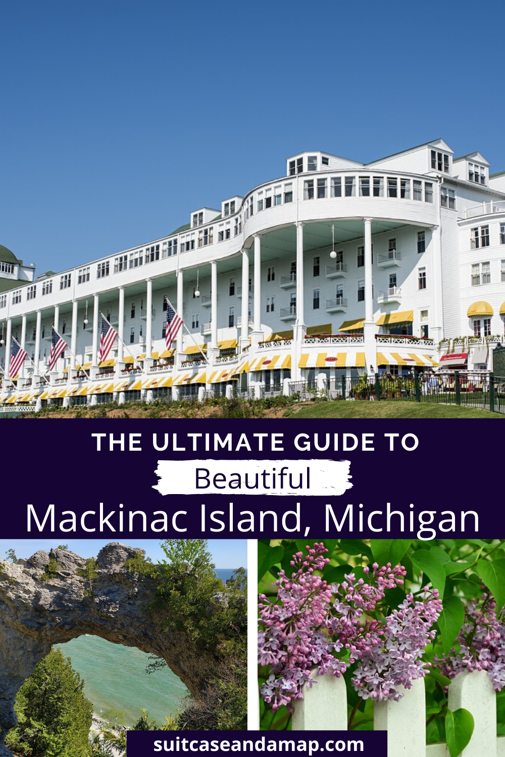 The Ultimate Guide To Visiting Mackinac Island Michigan Mackinac Island Mackinac Island Michigan Midwest Travel Destinations