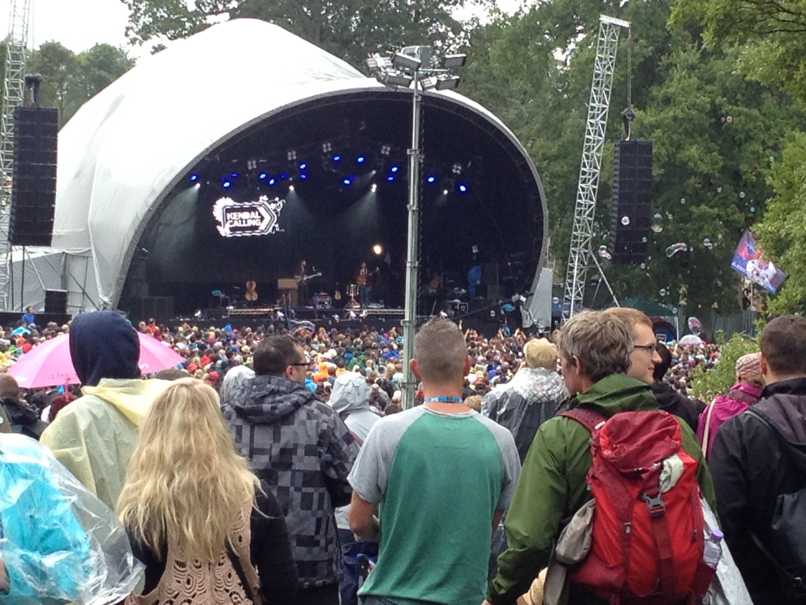 Brilliant fun at Kendal Calling this year (despite the